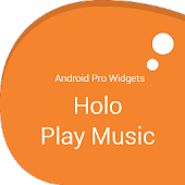 APW Theme Holo Play Music