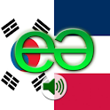 Korean to French Pro logo