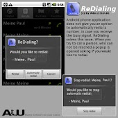 Trial ReDialing