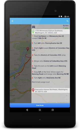 Navigation with Back and Up | Android Developers