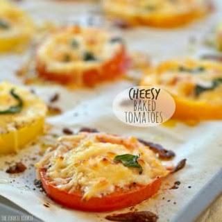 Cheesy Baked Tomatoes