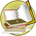 PDF and DJVU Reader icon