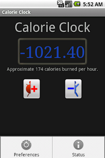 Diet-Clock DEMO