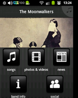 The Moonwalkers- screenshot