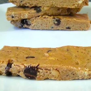 Chocolate Peanut Butter No-Bake Protein Bars (Vegan + Gluten-Free)