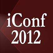 iConf 2012