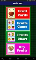 Screenshot of Kids EZ Fruits ABC