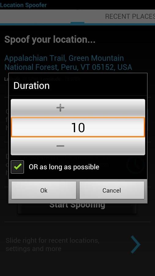 Location Spoofer - FakeGPS Pro - screenshot