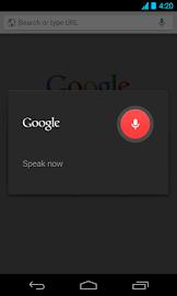 Chrome Beta Screenshot 2
