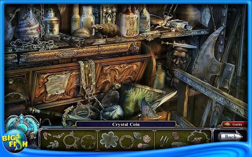 Игра Dark Parables: Snow Queen для планшетов на Android