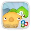 Eat me GO Launcher Theme icon
