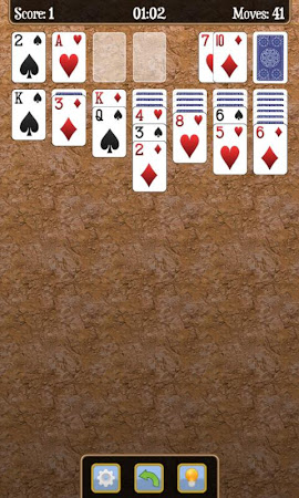 Solitaire 2.4.0 screenshot 210583