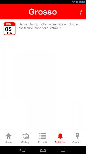 玩免費生產應用APP 下載Grosso Snc app不用錢 硬是要APP