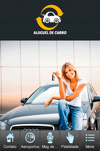 Aluguel de Carro