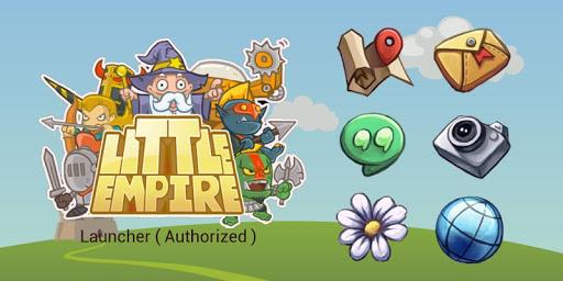 Little Empire Theme Authorized