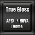 True Gloss HD Apex Nova Theme icon