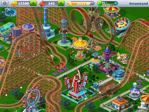 RollerCoaster Tycoonu00ae 4 Mobile 1.13.2 screenshots 8