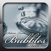 Free Bubbles, Rain drops Theme