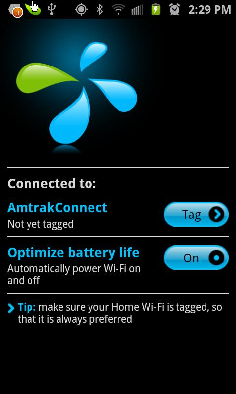 WeFi PRO Beta - screenshot