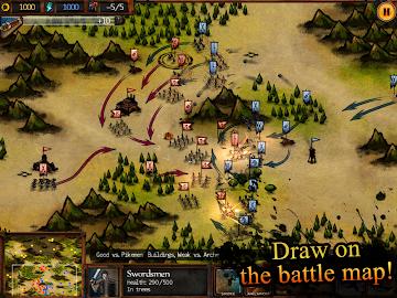 Autumn Dynasty - RTS Screenshot 1