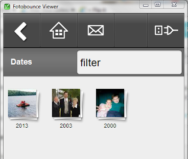 Fotobounce Desktop Viewer- screenshot thumbnail