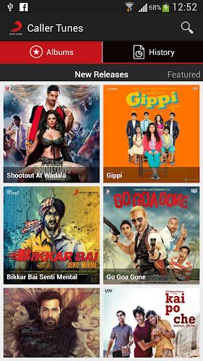 Aplikasi Sony Music Caller Tune (apk) download gratis untuk Android/PC/Windows screenshot
