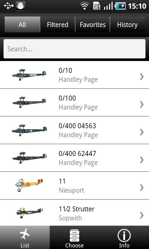 Biplanes, Triplanes and Seapla- screenshot
