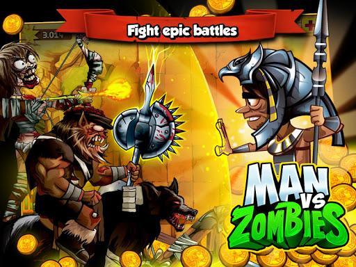 Man vs Zombies