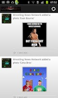 Screenshot of WNN