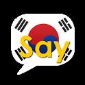 hội thoại tiếng Hán Quốc icon