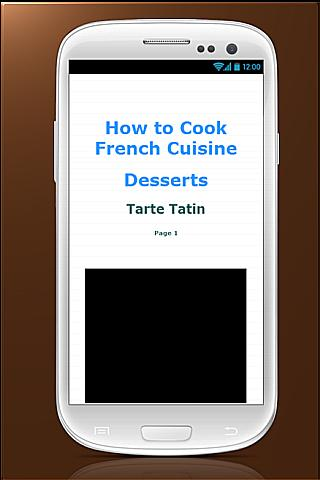 How To Cook French Cuisine - screenshot