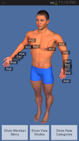 Screenshot of Health by Acupressure - 3D