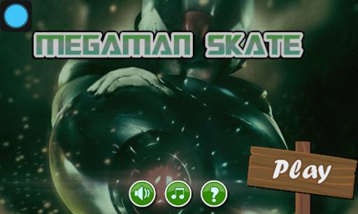 Megaman Skate