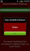 Screenshot of Yalan Dedektörü Muziplik