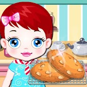 Baby Chef - Marzipan Cookie
