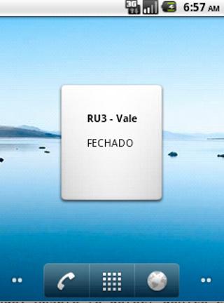 Novo Cardápio do RU da UFRGS