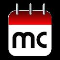 Male Calendar icon