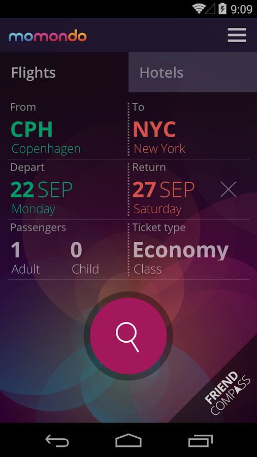 momondo Cheap Flights & Hotels - Android Apps on Google Play