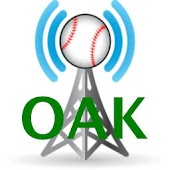 Oakland Baseball Radio