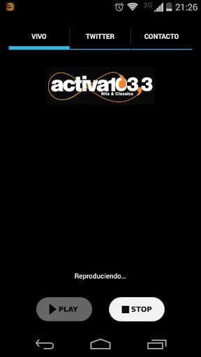 Radio Activa 103.3