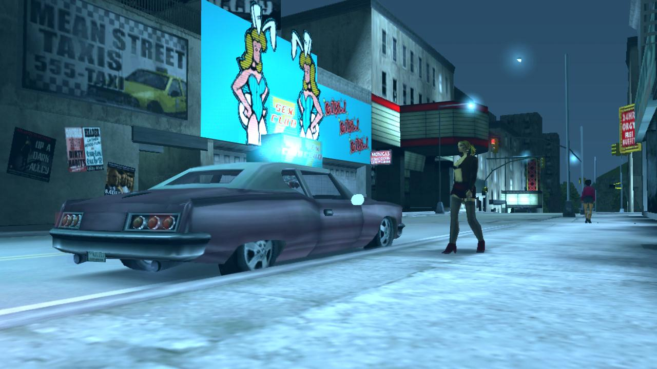 GTA III - screenshot