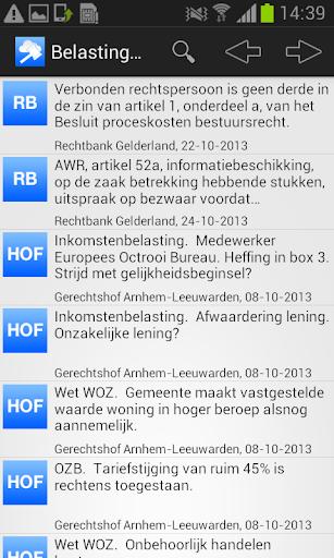 【免費財經App】Rechtspraak-APP點子