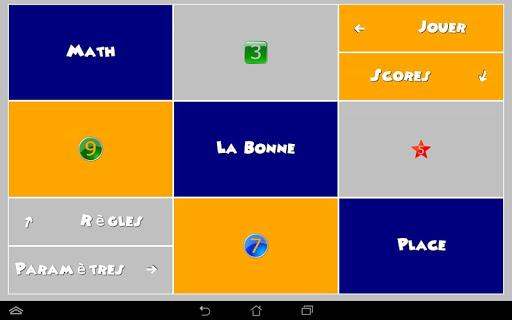 Math La Bonne Place
