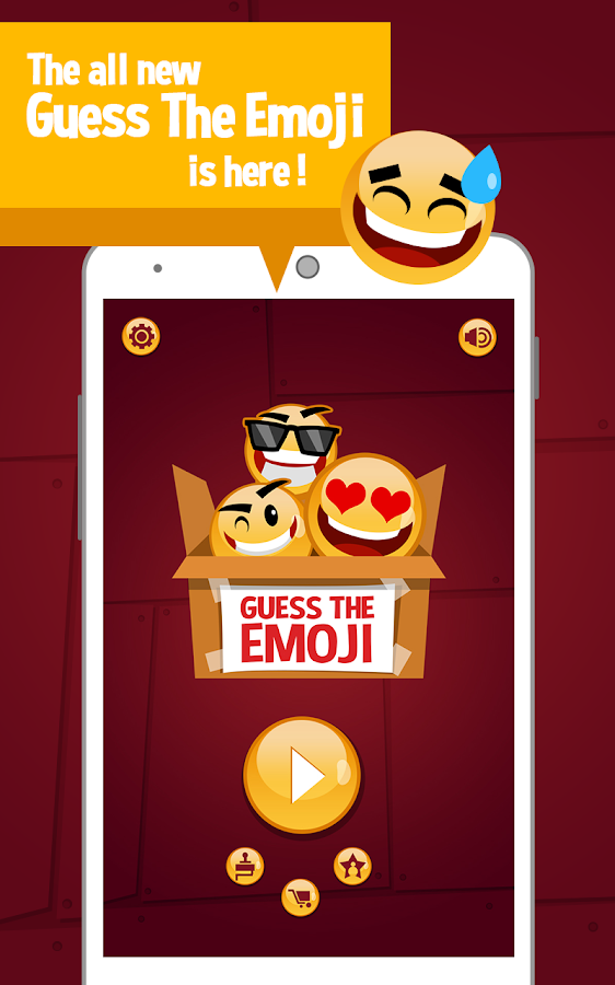 Guess The Emoji - Emoji Quiz- screenshot