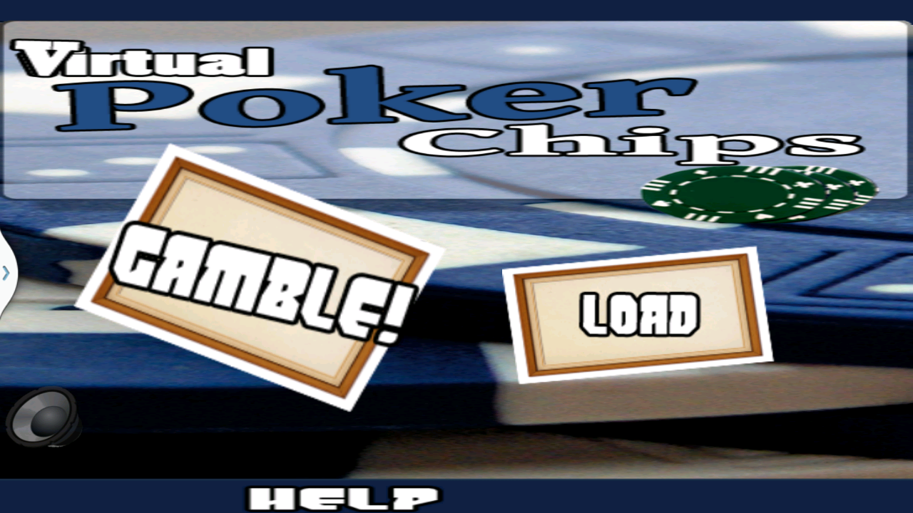 Virtual Poker Chips - screenshot