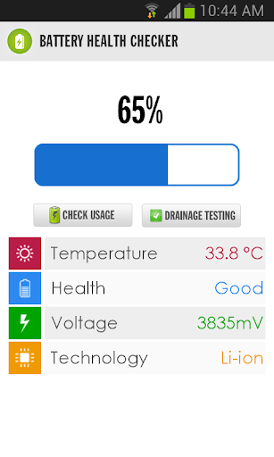 Battery Health Checker