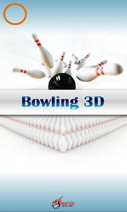 3D Bowling - screenshot thumbnail