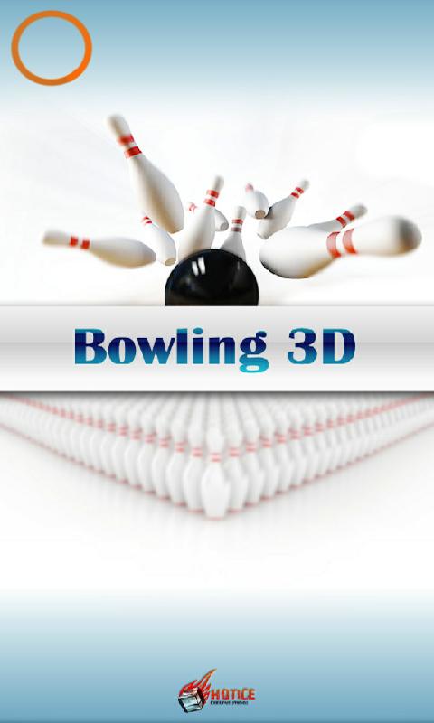 3D Bowling - screenshot