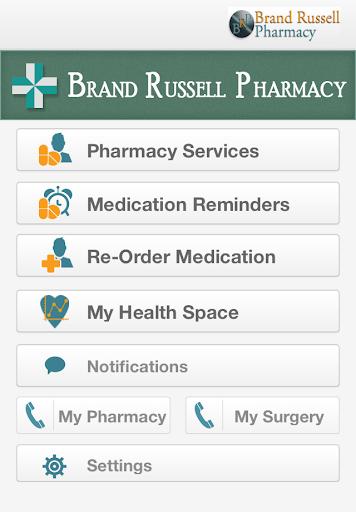 Brand Russell Pharmacy