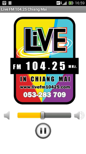 Live FM on Android